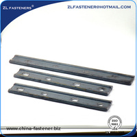 for rail fastener Railway Steel road fish plate