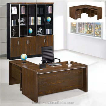 professional wood office desk with best quality and low