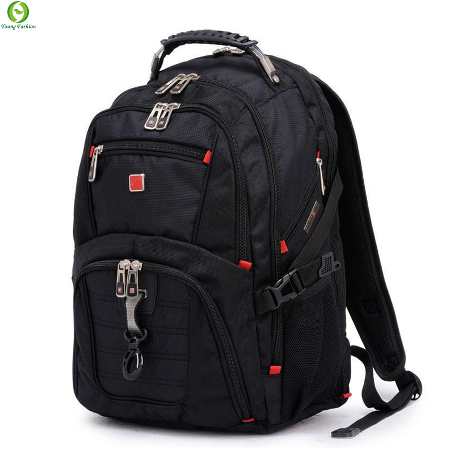 Swiss Men Laptop Backpack Mochila Masculina 15 Inch Man s Backpacks Men s Luggage  Travel bags 7898c5fc55685