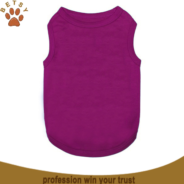 great cotton dog clothing pet clothing dog t-shirt tank top dog shirts pet clothes clothes