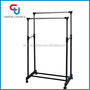Double Pole Metal Wholesale Clothes Drying Rack