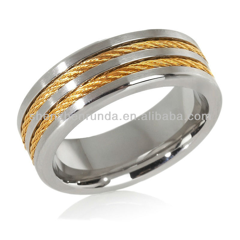 wedding stainless rings popularity style steel best
