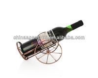 Wall-mounted wire wine rack mini wine rack decorative wall wine racks