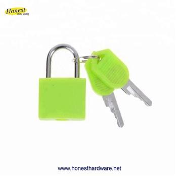 Cadeados De Bloqueio Diário Colorido Bonito Pequeno Mini Fechadura Com Chave Buy Fechadura Com Chavefechamentodiário Com Cadeado Product On