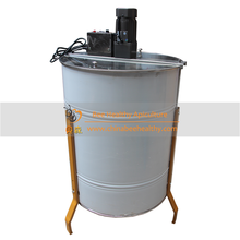 honey processing machine BEE HERALTHY APICULTURE 4 frames electric self reverse honey extractor
