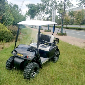 cheap utility vehicle Long service life electric cart golf cheap for sale