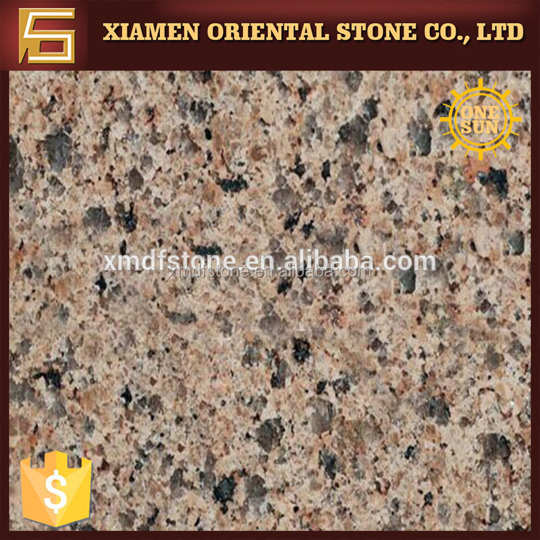 Chinese golden leaf yellow granite countertops price
