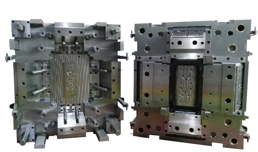 moulds for injection plastic overmold high close tolerance molding