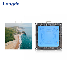 High resolution P4.8 outdoor Full color HD digital led display board price