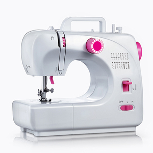 FHSM-508 Zig zag domestic mini home sewing machine with button hole sewing