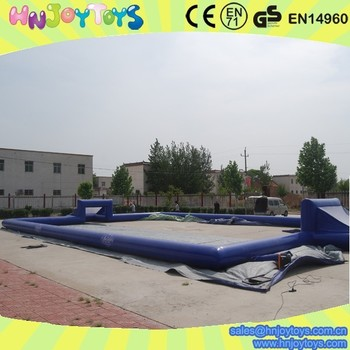 Outdoor Sport Inflatable Hockey Equipment Ice Rink