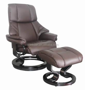 Gentil USA Market Hot Sale Big Boss Swivel Recliner Chair Wooden Base With Shiatsu  Massage Function Choiceable
