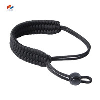 Adjustable Paracord Camera Wrist Strap/Bracelet for Cameras Binoculars