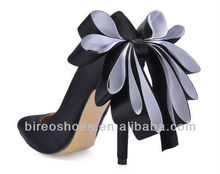2013 latest design women bridal shoes(style no. WE058)