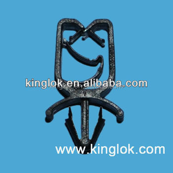 Cable tie mount Wire Mount High Quality_350x350 cable tie mount wire mount high quality harness clip with push Screw in Wire Harness at readyjetset.co