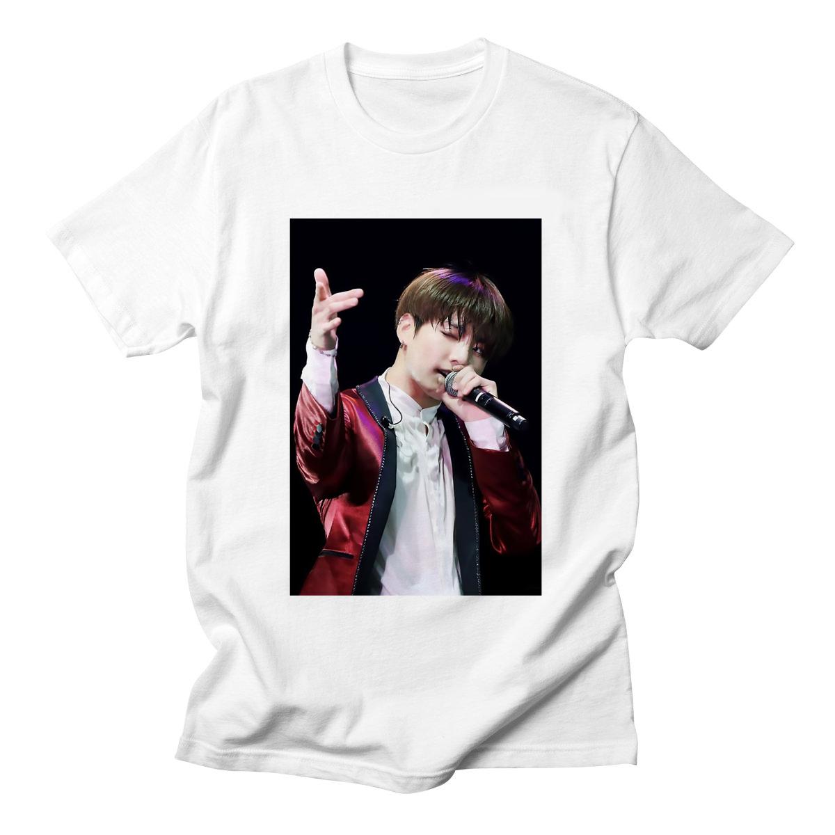 Detalle Comentarios Preguntas sobre Voltreffer Kpop BTS camiseta ... d151ca601e067