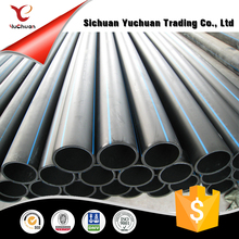 150mm sdr 11 10 inch hdpe pipe for water supply