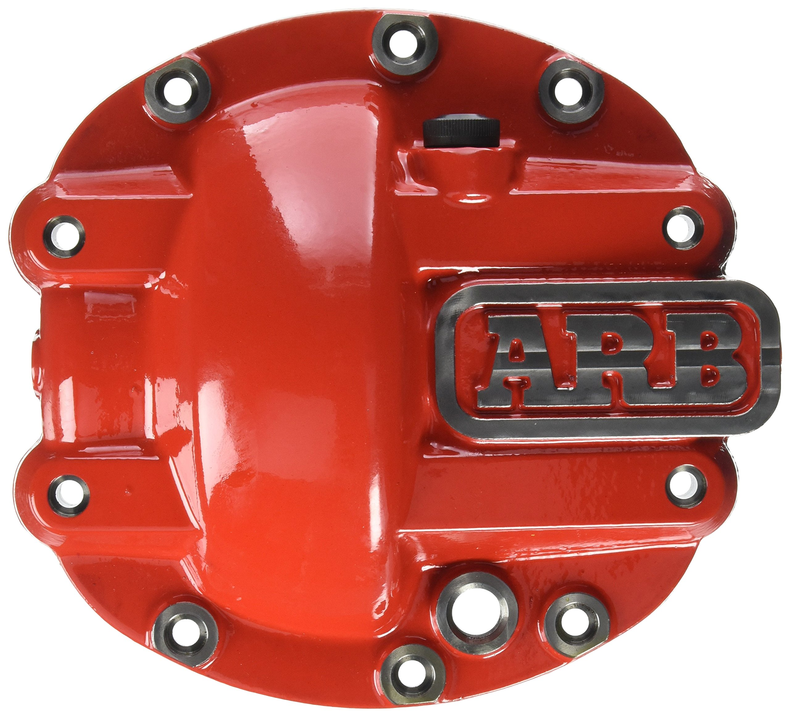 ARB 0750006 Differential Cover Red Differential Cover