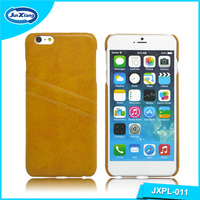 New Fashion Handmade Custom PU Leather Cell Phone Cases for iphone 6