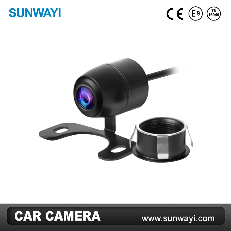Waterproof IP68 12V Universal Car Rear View Camera, Reverse Car Camera