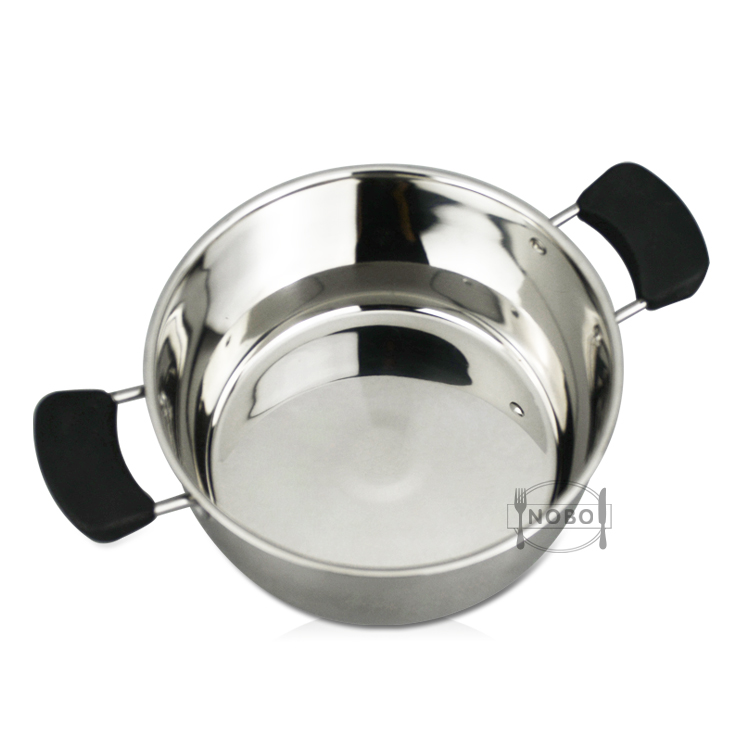 Stainless steel happy call baron cookware/reoona cookware set