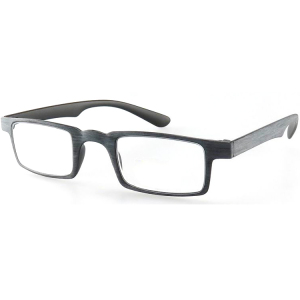 Middle East German design small B size ably simple drawing wood thin plastic b d reading glasses