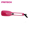 PRITECH Lcd Display Electric Flat Iron Hair Straightener Brush