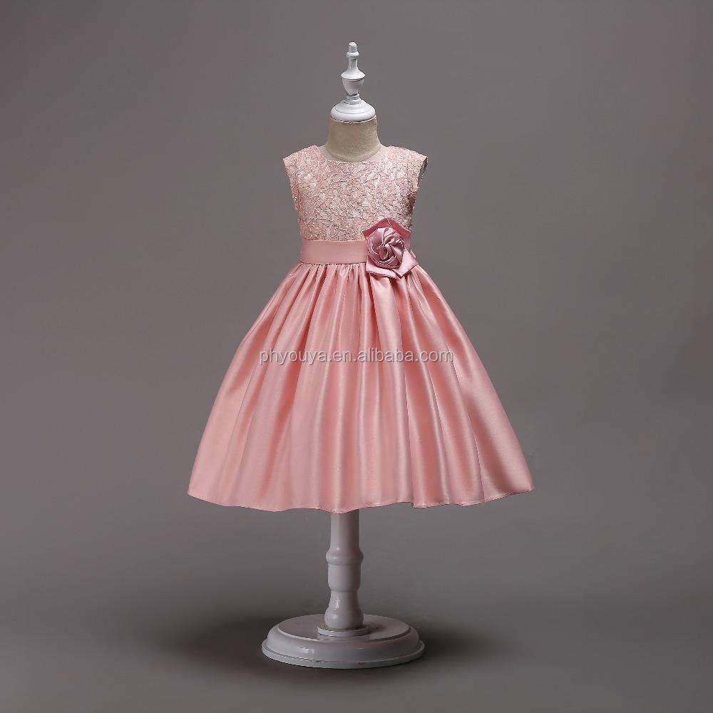Lentejuelas niñas vestido de fiesta de alta calidad vestido de ...