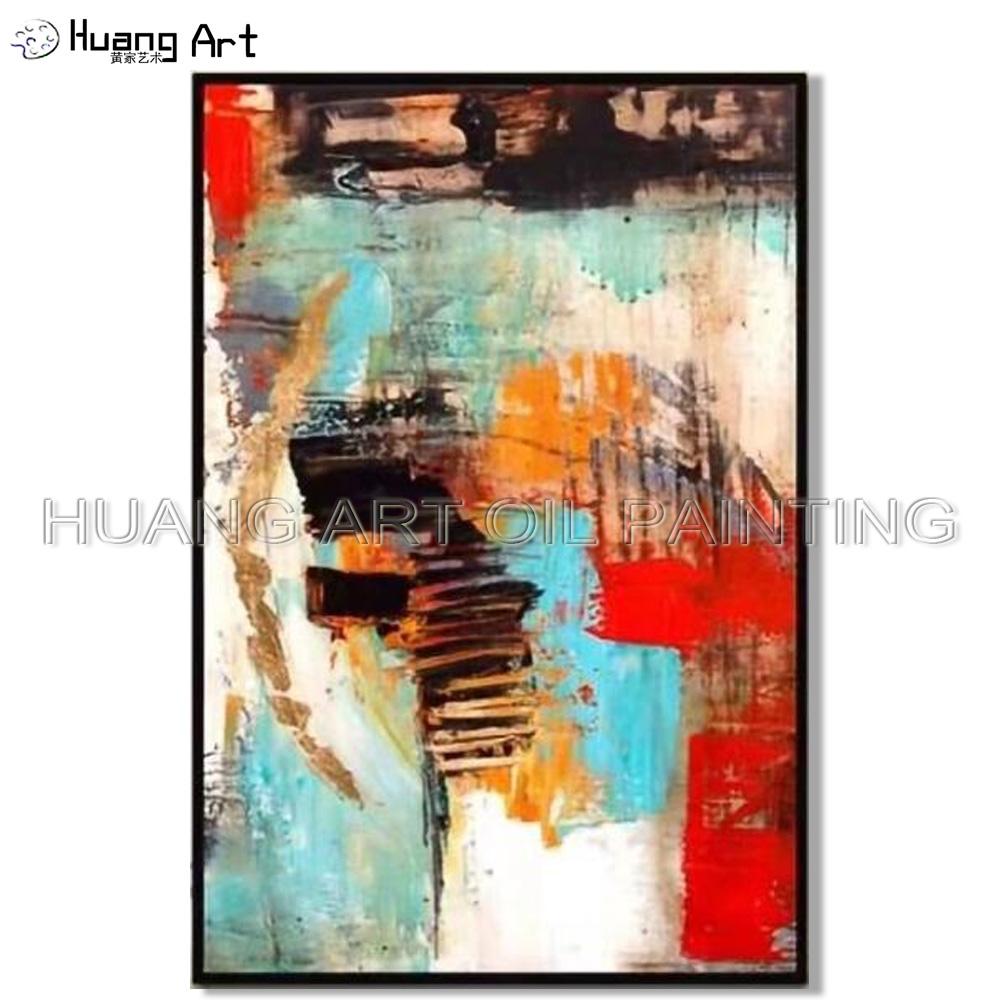 Абстрактная картина в вашем доме