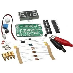 Voltmeter Suite DIY Kits Electronic Parts Suite DIY Voltmeter Meter