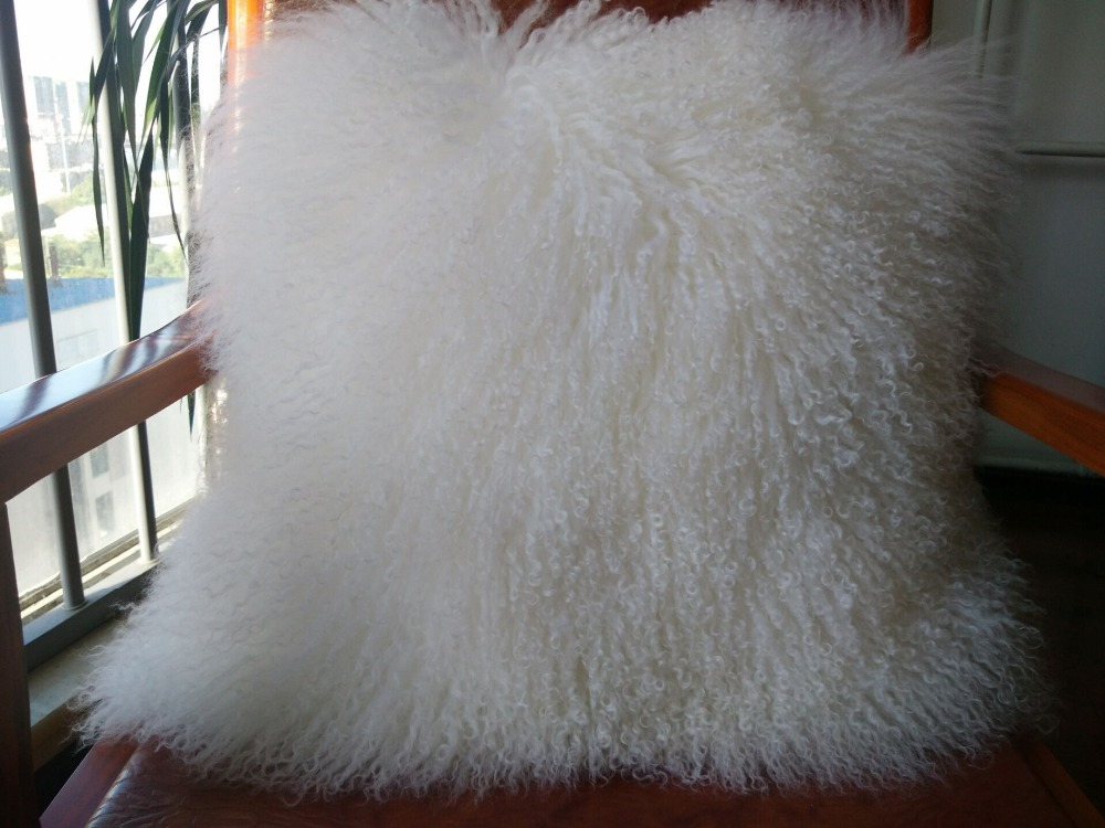 mongolian lamb fur pillow mongolian lamb fur pillow suppliers and at alibabacom