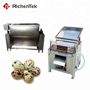 Commercial quail egg cooker quail egg peeler machine for small business