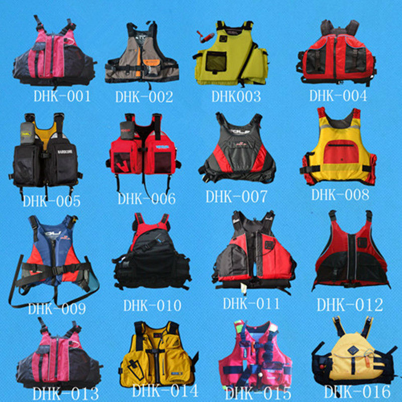 Ce Iso Approved Life Jacket/kayak Life Vest
