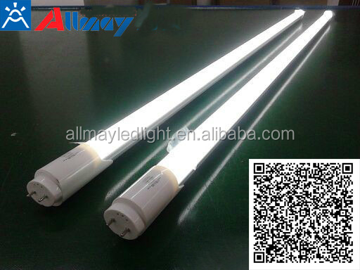 Hot new model intelligence T8 18W Radar induction with rechargeable emergency led tube light