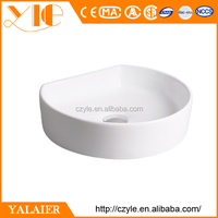 Home decoration 400*350*100 ceramic wash basin pictures