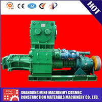 high quality low cost brick clay making machine Vacuum Extruder for Clay Brick