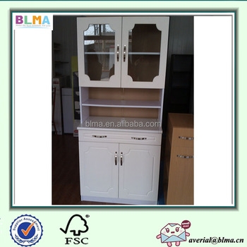 Tall Kitchen Microwave Cart Cabinet