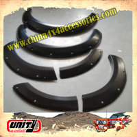 ABS duster arch fender flare cover many 4wd cars