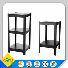 light duty slotted angle iron rack storage rack