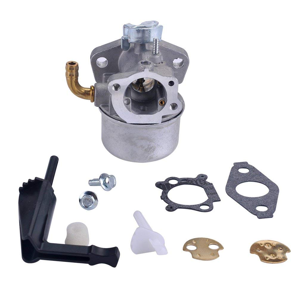 HIPA 798653 Carburetor for Briggs & Stratton Lawn Mower Part Replaces # 791077 696981 698860 790182 694508 795069 698859 790180 790290 693865 697354