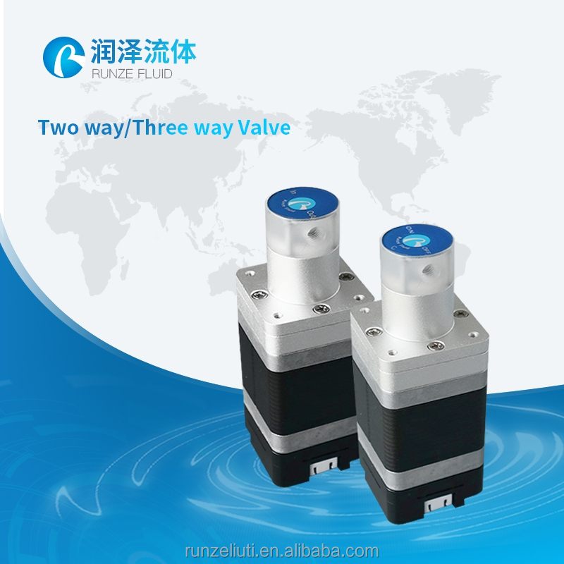 high performance micro analyzer 2 way solenoid valve