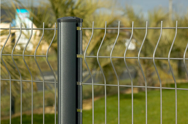 main gate designs cheap fencing polyester coating nylofor 3d fence