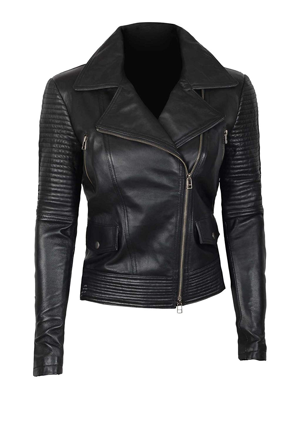 21ee3a131 Cheap Girls Wearing Leather Jackets