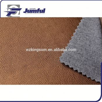984f763f6 100% folia pu material de cuero para hacer zapato Forro (cuero sintetico  para forro