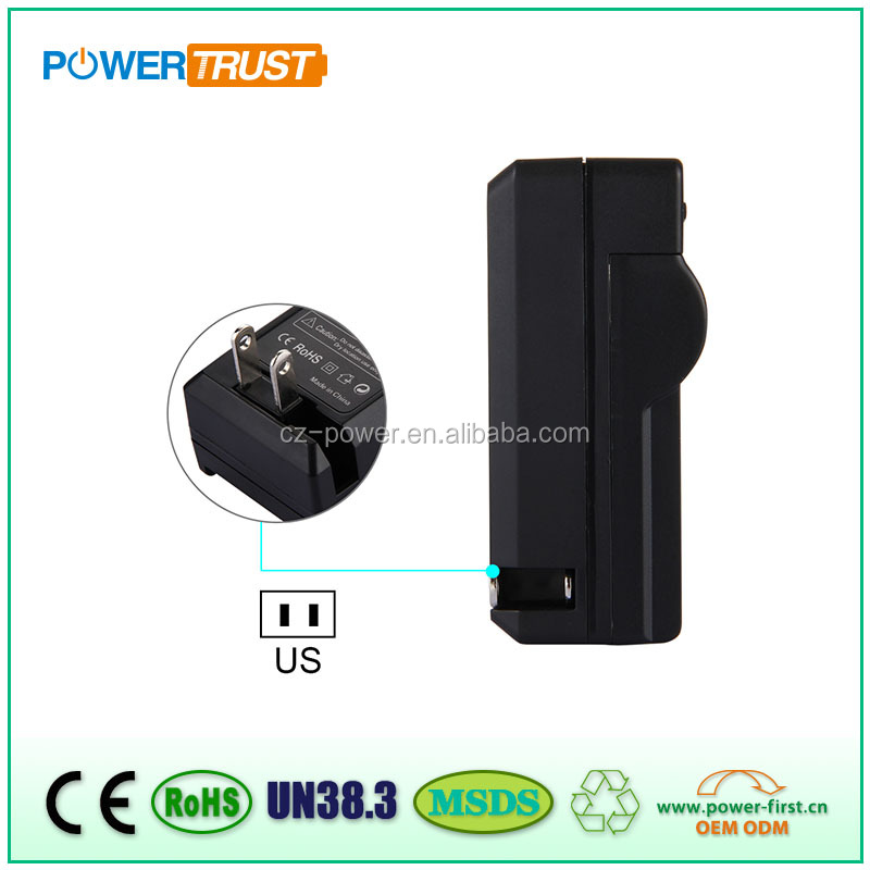 Replacement battery NP-W126 Wall charger with Electronic cigarette lighter for FUJI Camera