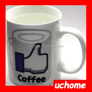 UCHOME mini order like coffee color changing mug