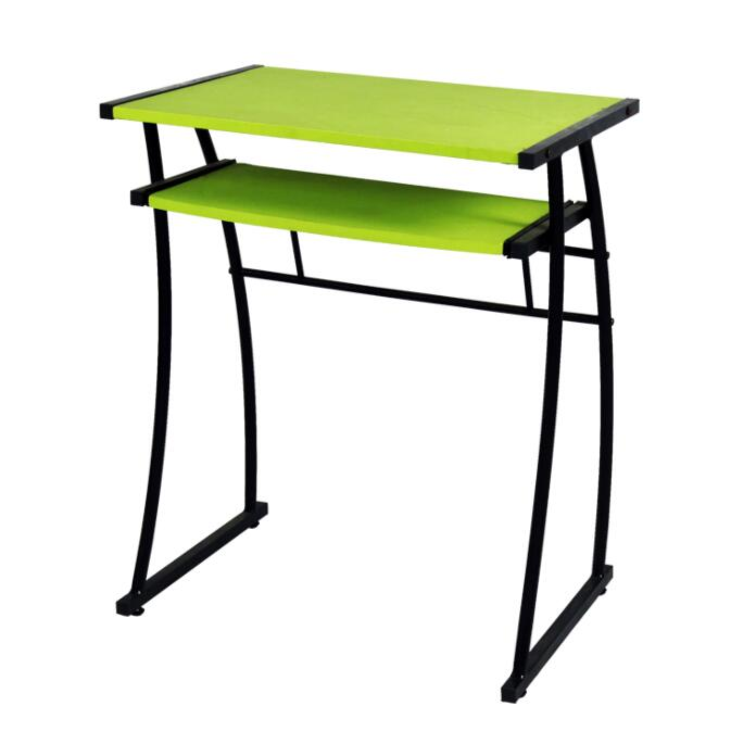 knock down furniture cheap price desk small size desktop computer table