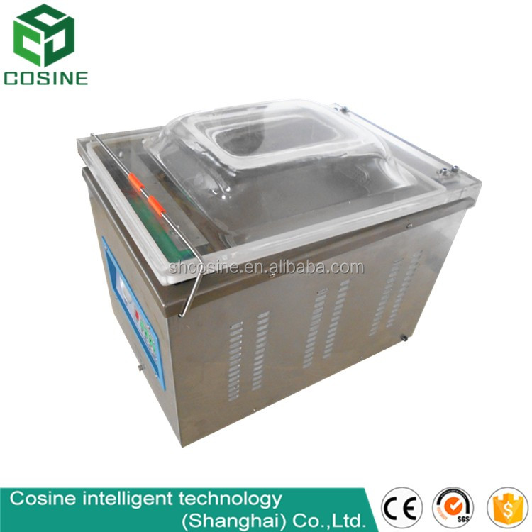 Single-cell Food Vaccum Packaging Machine / Vaccum Packager / China Hardware Vacuum Packing Machine