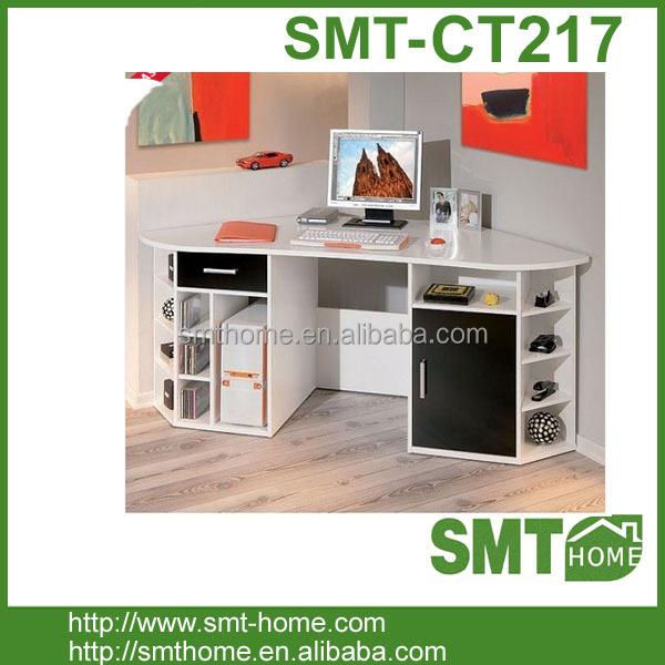 Kantoor thuis lade houten werk station hoek computer bureau houten tafels product id 60564703762 - Hoek kantoor layouts ...