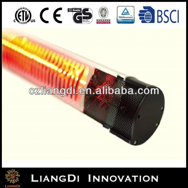 2014 New Electric Balcony Outdoor Freestanding Infrared Patio Radiant Heater